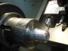 CNC-Drehen mit angetriebenem Werkzeug